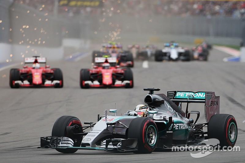 Para Rosberg, Mercedes pode manter vantagem sobre Ferrari