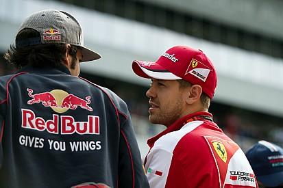 Vettel veut comprendre l'accident de Sainz