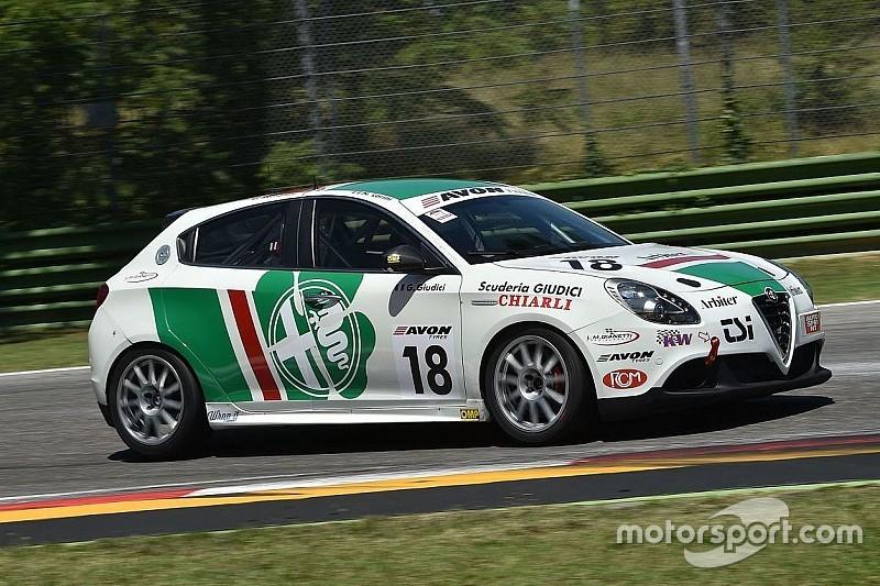 Una Alfa Romeo Giulietta TCR in pista a Macao?
