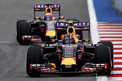 """Webber craint la """"guillotine"""" pour Red Bull"""
