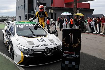 STC2000: Ledesma seguirá con Renault el año que viene