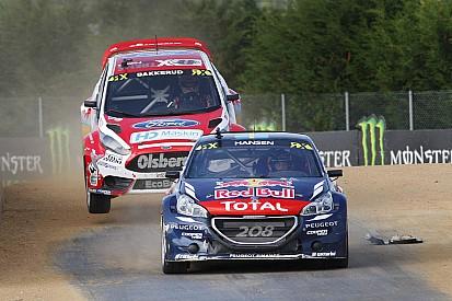 Peugeot près du titre face à Ford, Solberg en mode attaque