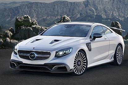 Mansory offre 1000 cv à la Mercedes-Benz S63 AMG Coupé!