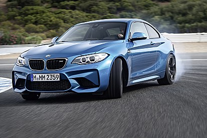 The all-new 2016 BMW M2