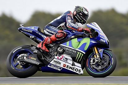 Phillip Island MotoGP: Lorenzo heads Marquez and Rossi in FP1