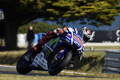 Lorenzo: It will be difficult to stay on the front row