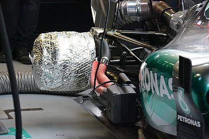 Technique - Comment Mercedes surchauffe ses freins pour... chauffer ses pneus