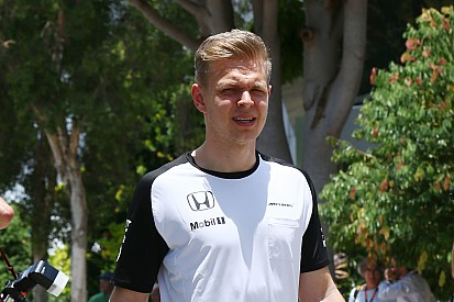 Magnussen insists he is not giving up on F1