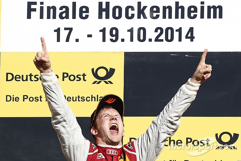 Statistik: Die letzten DTM-Sieger in Hockenheim
