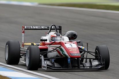 """هوكنهايم: روزينكفيست يتصدر سائقي """"بريما"""" خلال التجارب التأهيلية الأولى للفورمولا 3"""