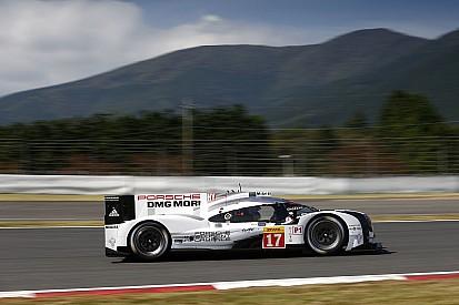 Porsche ya puso en pista las evoluciones 2016