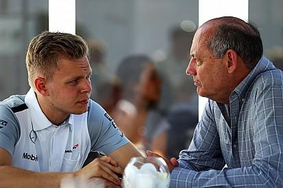 Деннис: Кевин заслуживает места в Формуле 1