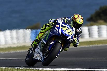 """Rossi: """"Sono costante, ma non abbastanza veloce"""""""