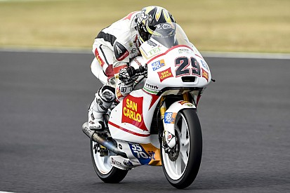 Qualifica positiva per Stefano Manzi in Australia