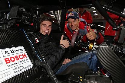 Verstappen s'offre une parenthèse DTM à Hockenheim