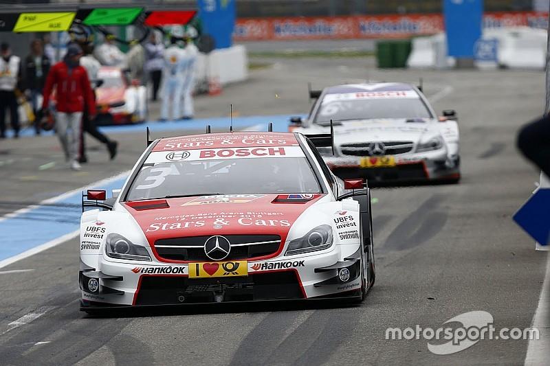 DTM Hockenheim: Paul di Resta mit Bestzeit im 2. Training
