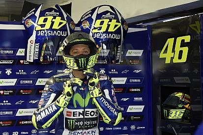 """Valentino Rossi est """"arrivé aux qualifs sans être prêt"""""""
