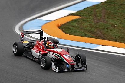 Hockenheim F3: Stroll holds off Dennis for maiden win