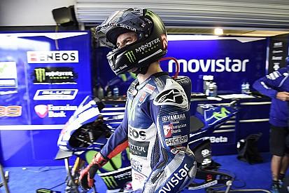 """Lorenzo, enojado con Iannone: """"Mi verdadero lugar era segundo"""""""