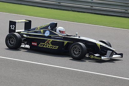 Thrilling first JK race as Shanmugam takes the win