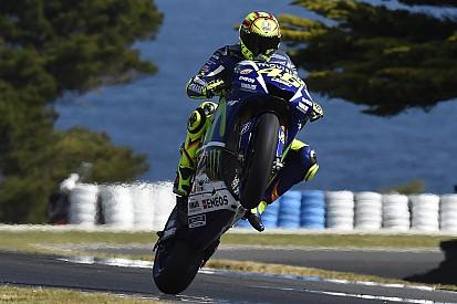 Rossi en passe de battre le record du plus grand nombre de départs