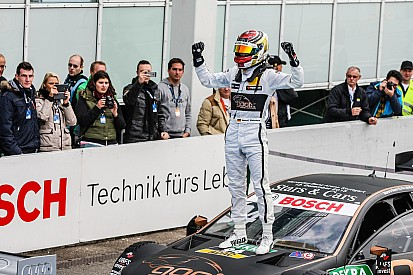 DTM Hockenheim: Timo Scheider siegt, Pascal Wehrlein gewinnt Titel