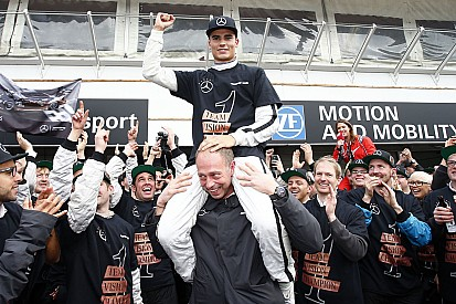 Wehrlein becomes youngest-ever DTM champion