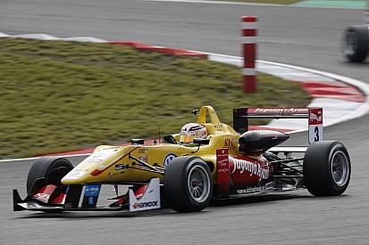 Джовинацци прервал победную серию пилотов Prema