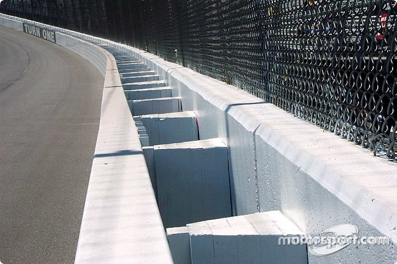 Texas Motor Speedway is getting SAFER