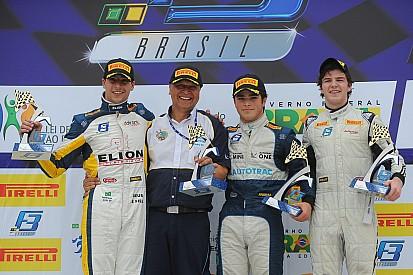 Campeão, Pedro Piquet vence décima seguida na F3