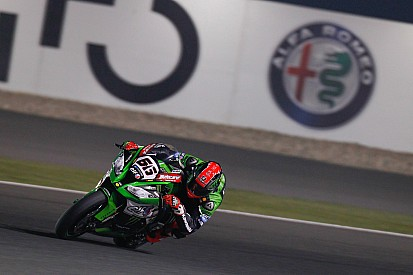 Qatar WSBK: Sykes beats Rea to take final pole of 2015