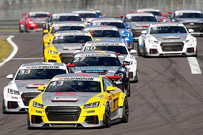 Jan Kisiel clinches title in Audi Sport TT Cup
