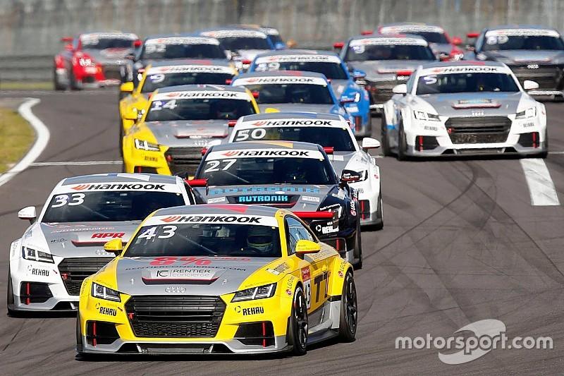 Jan Kisiel clinches title in Audi Sport TT Cup