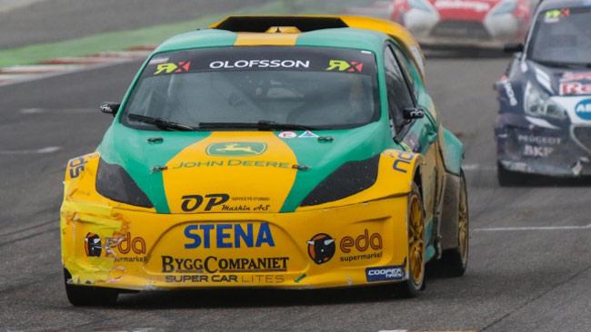 Olofsson e Bragin in vetta a RX Lites e Super1600