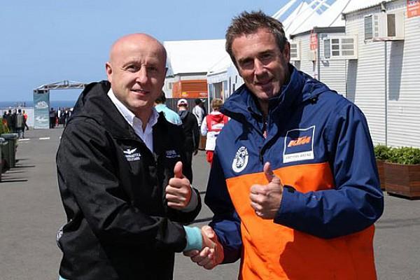 Il Leopard Racing si lega alla KTM per il 2016