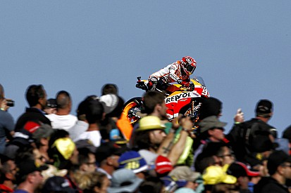 """Marquez """"didn't believe"""" he would catch Lorenzo for Australia win"""