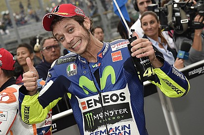 Championnat - Titre Constructeurs pour Yamaha; balle de match pour Rossi