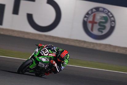 Superbike-WM Katar: Tom Sykes sichert sich letzte Pole-Position 2015