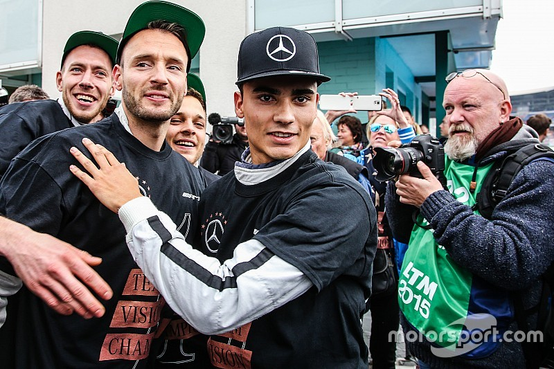 "Mercedes – ""Pascal Wehrlein sera difficile à remplacer"""