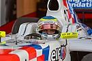 Septième et dernière pole position pour Rowland