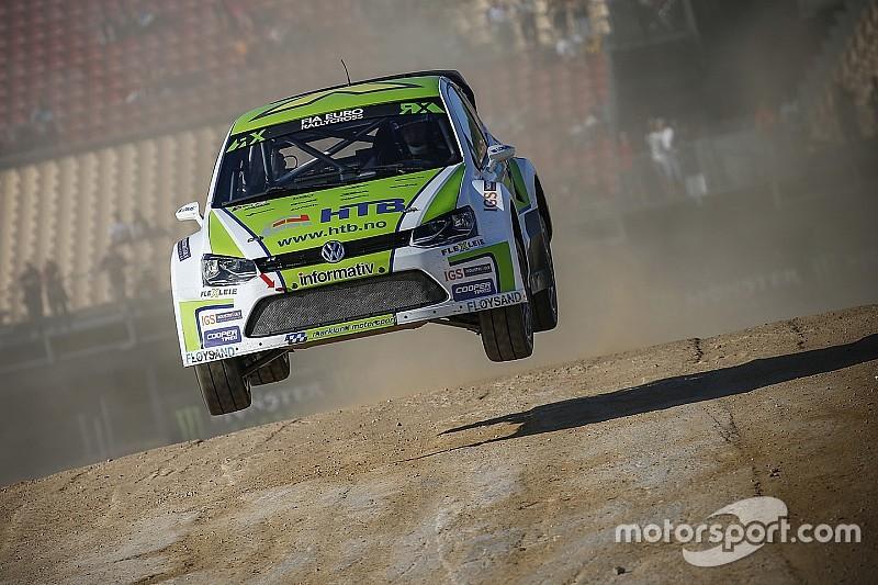 EuroRX, Rustad svetta con la VW Polo
