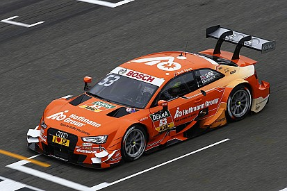 Hockenheim DTM: Green takes runner-up spot with finale win