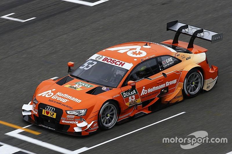 Green vence última corrida da DTM em 2015