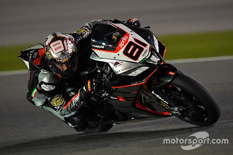 Qatar WSBK: Torres beats Rea to maiden win in fierce scrap