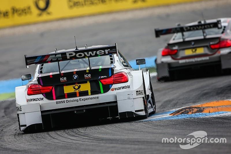 BMW décroche le titre constructeur 2015