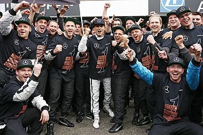DTM 2015: So hat der neue Champion Pascal Wehrlein gefeiert