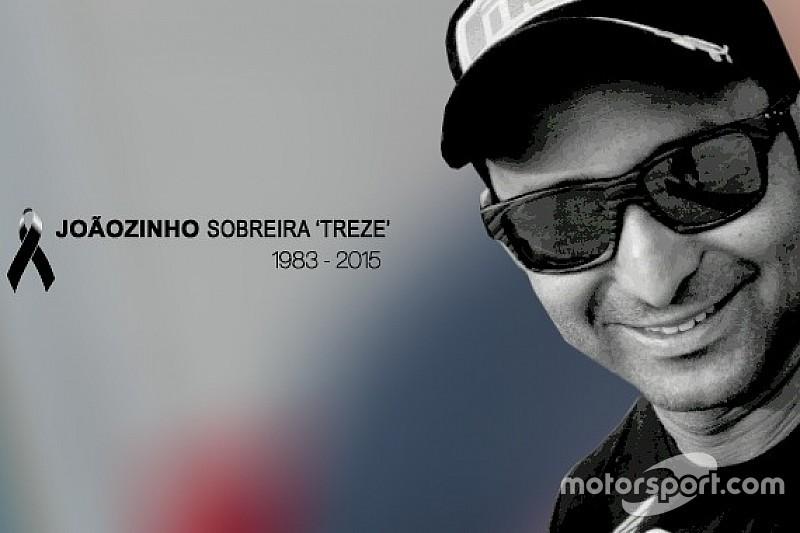 Superbike Brasil presta homenagem a Joãozinho; piloto morreu em Goiânia