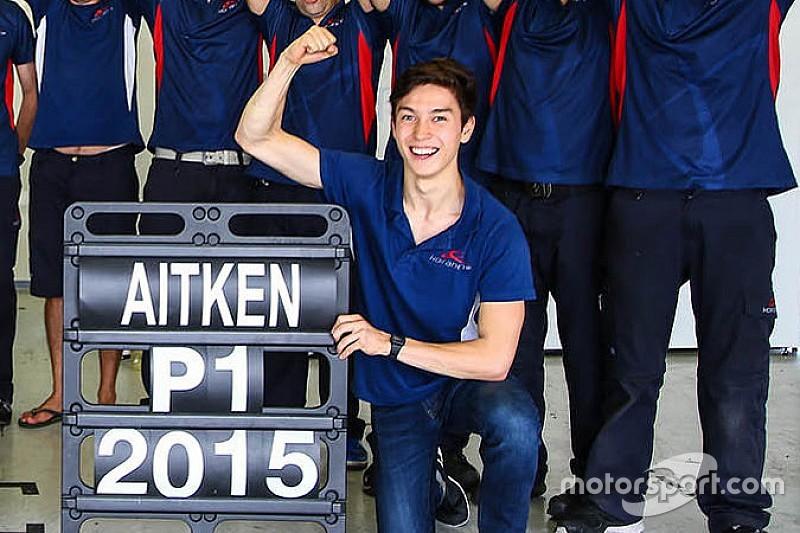 Jack Aitken remporte le titre Eurocup FR2.0 à Jerez