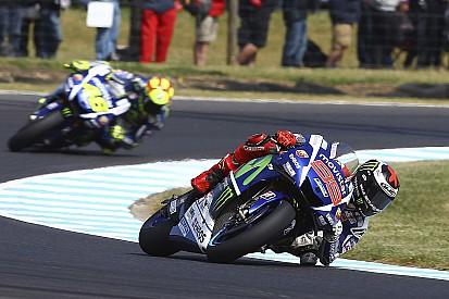 """Si pierdo puntos en Sepang, Rossi será campeón"", dijo Lorenzo"