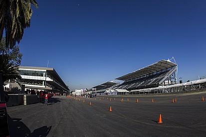 Após atraso no asfalto, México se diz pronto para inspeção da FIA